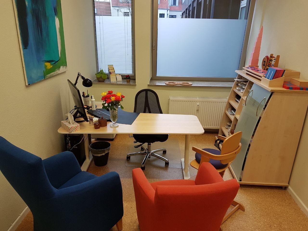 Ergotherapie Praxis Coesfeld - Besprechungsraum